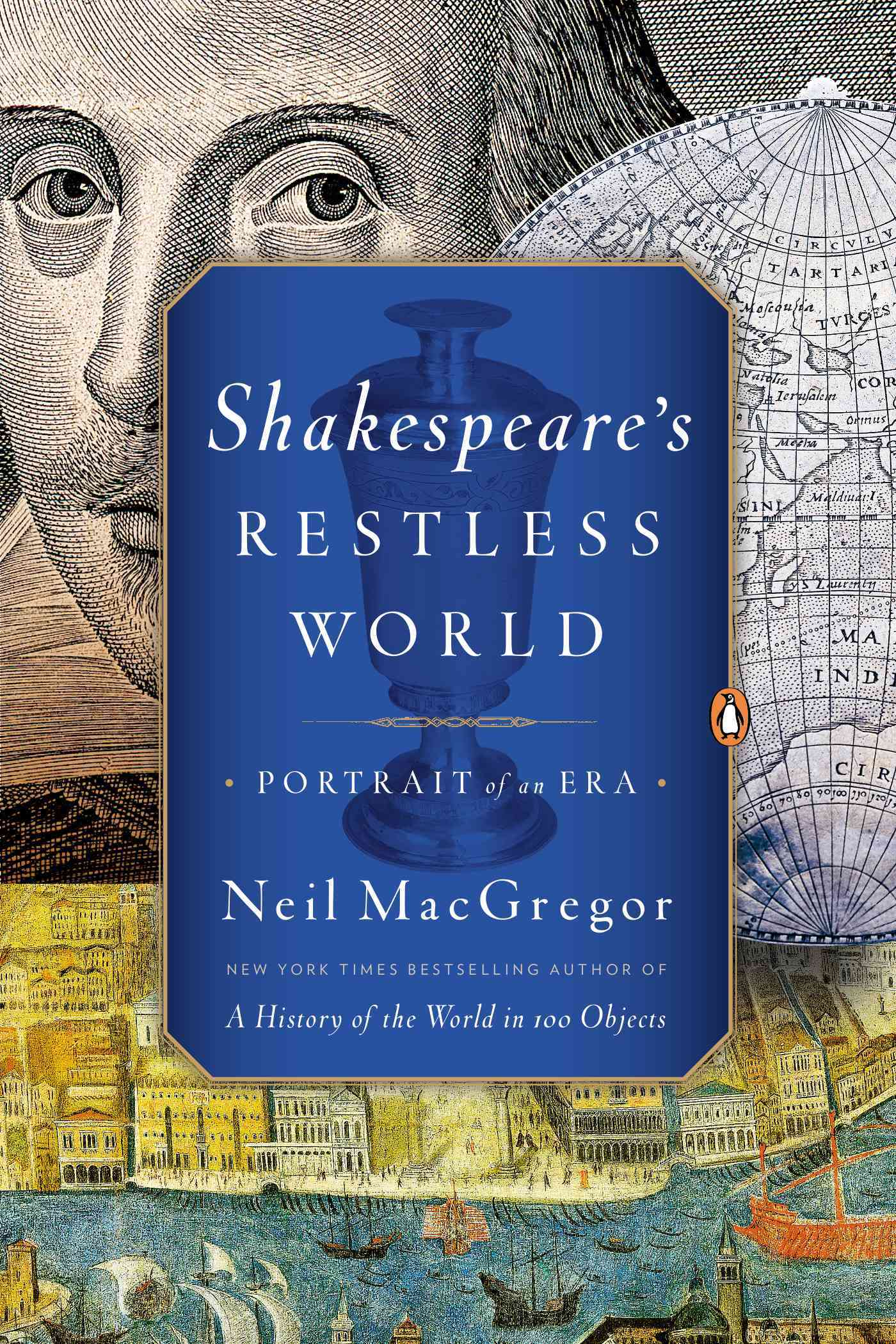 Shakespeare's Restless World By MacGregor, Neil